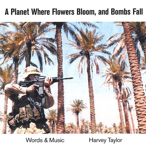 A Planet Where Flowers Bloom, And Bombs Fall
