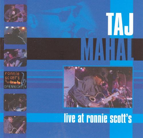 Big Blues: Live at Ronnie Scott