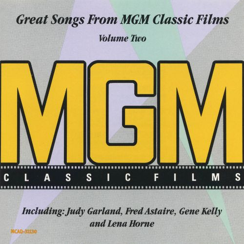 Great Songs from MGM Classic Films, Vol. 2
