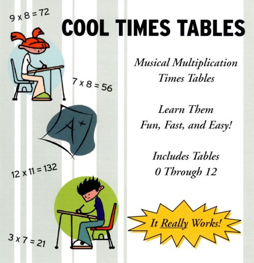 Cool Times Tables