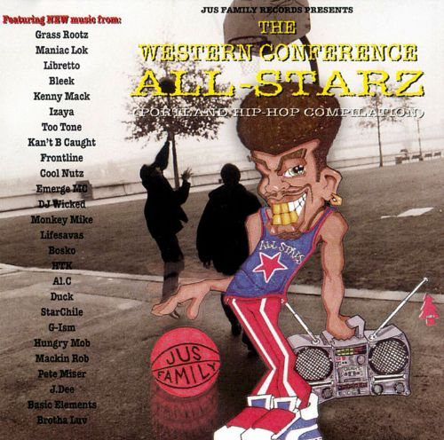 Western Conference All-Starz