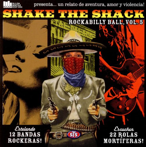 Shake the Shack: Rockabilly Ball, Vol. 5
