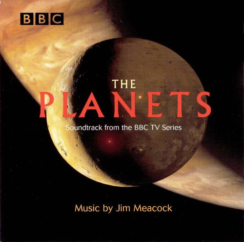 the planets  bbc legends