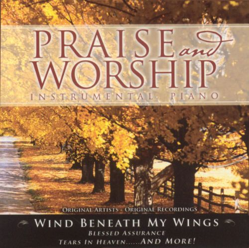 Praise and Worship: Instrumental Piano Disc 3