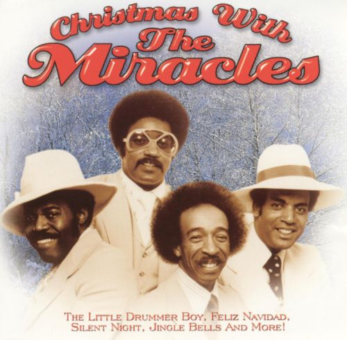 Merry Christmas from the Miracles