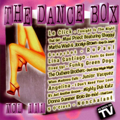 Dance Box, Vol. 3 [Damian]