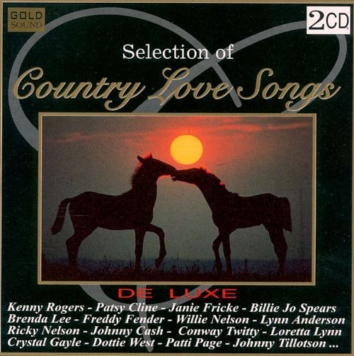 Selection of Country Love Songs [1998]