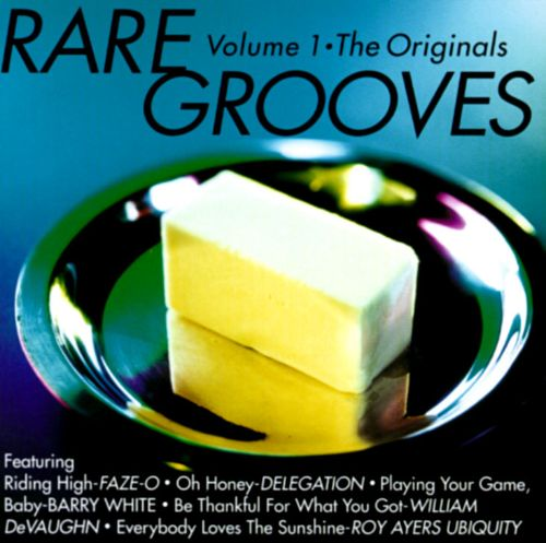 Various - Rare Grooves Vol. 2