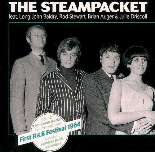 Steampacket/First R&B Festival