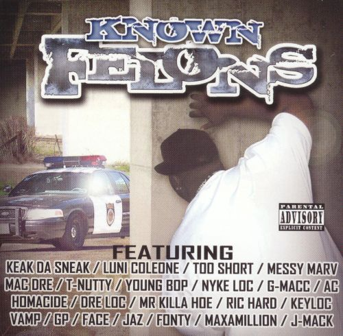 Known Felons