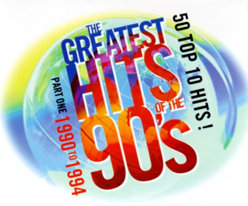 The greatest hits of 90 39 s vol 1 various artists for 90s house hits