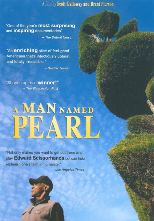 A Man Named Pearl [DVD/CD]