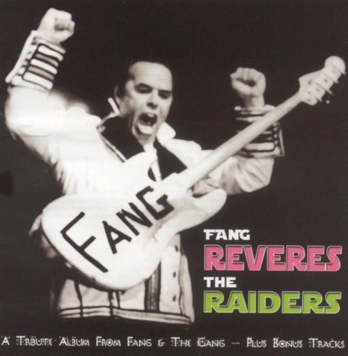 Fang Reveres the Raiders