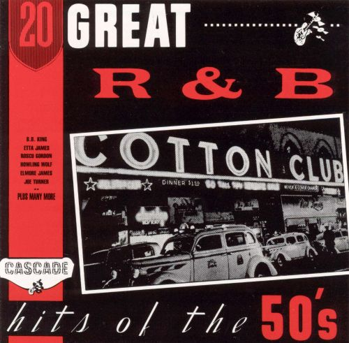 20 Great R&B Hits of the 50s