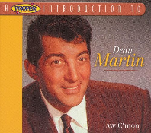 What are some Dean Martin songs?