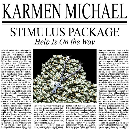 Stimulus Package (Help Is on the Way)