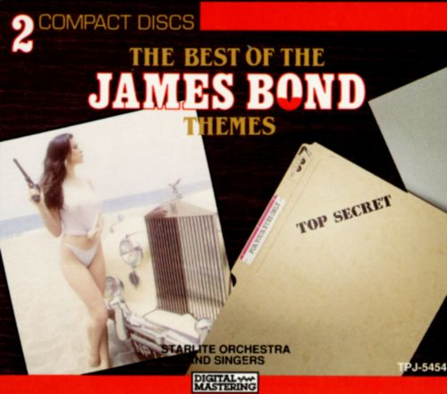 Best of the James Bond Themes