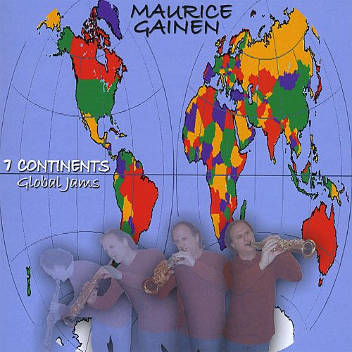 7 Continents: Global Jams