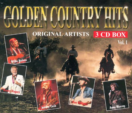 Golden Country Hits [Box Set]