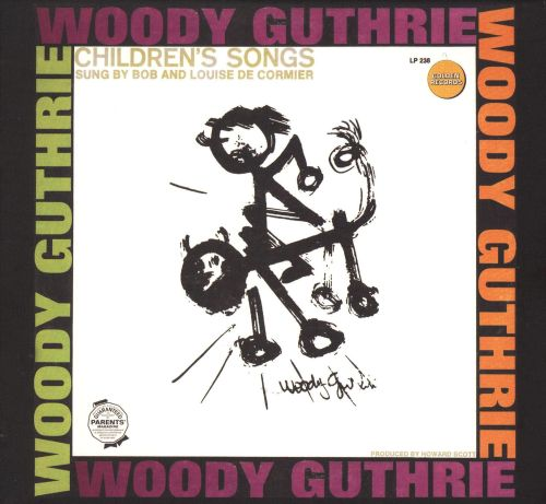 Woody Guthrie Children's Songs