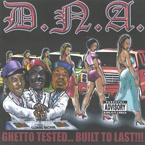 Ghetto Tested...Built to Last!!!
