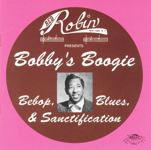 Bobby's Boogie: Red Robin Records
