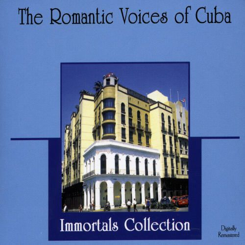 Romantic Voices of Cuba
