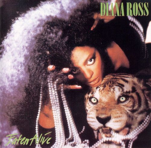 Diana Ross Discography >> Eaten Alive - Diana Ross | Songs, Reviews, Credits | AllMusic