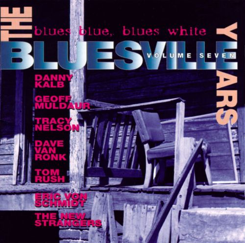 The Bluesville Years, Vol. 7: Blues Blue, Blues White