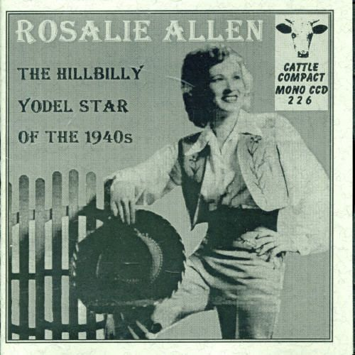 The Hillbilly Yodel Star of the 1940s