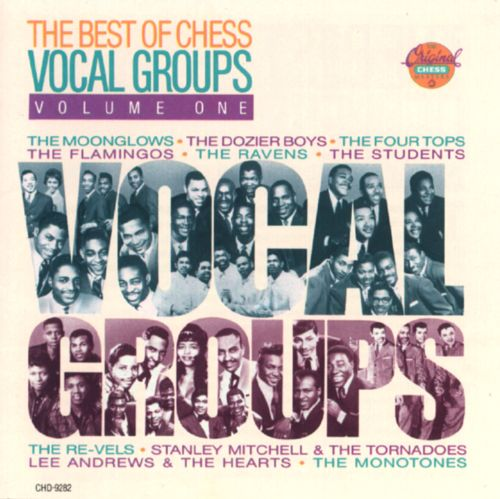 The Best of Chess Vocal Groups, Vol. 1