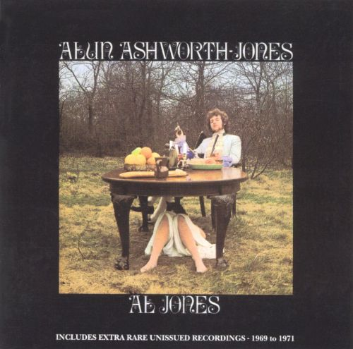Al Jones Alun Ashworth Jones