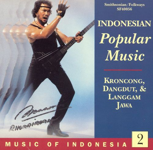 Music of Indonesia, Vol. 2: Indonesian Popular Music