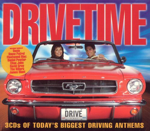 Various Artists-Drive Time [Universal/WB]