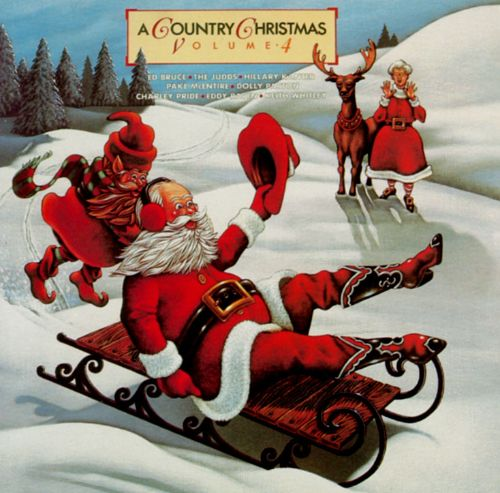 Country Christmas, Vol. 4 [RCA]