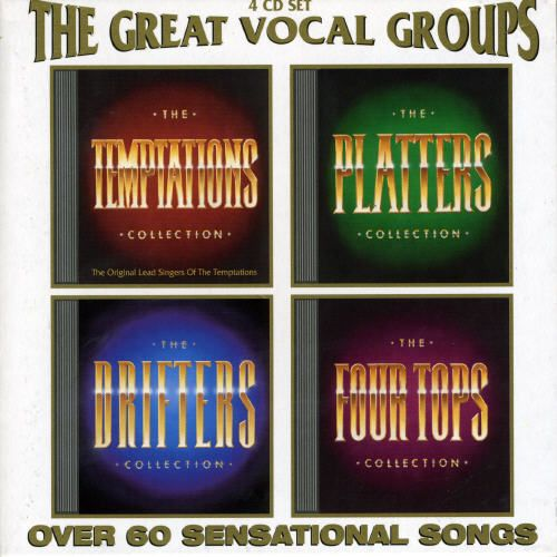 The Great Vocal Groups [Prism]