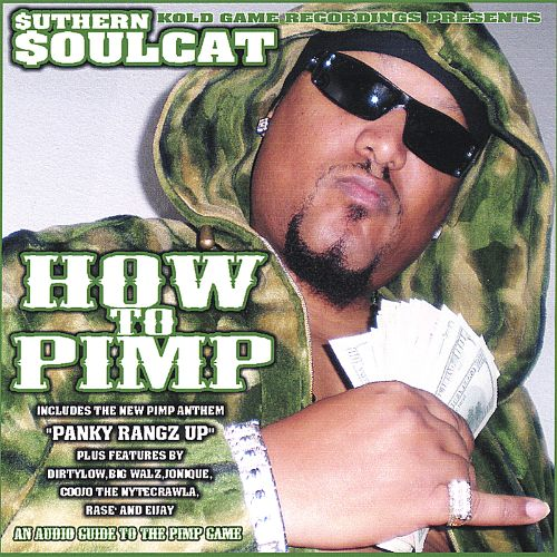 How to Pimp (An Audio Guide to the Pimp Game)
