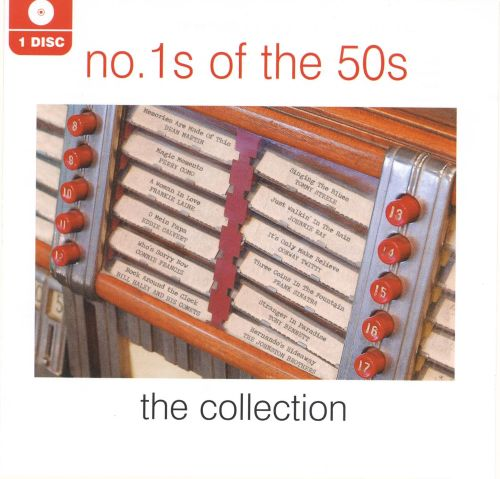 No. 1s of the 50s: The Collection