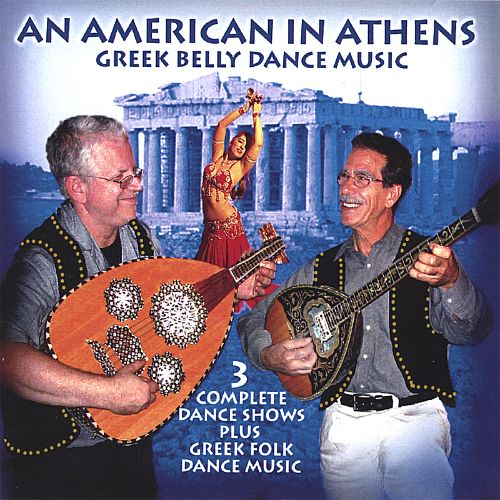 An American in Athens