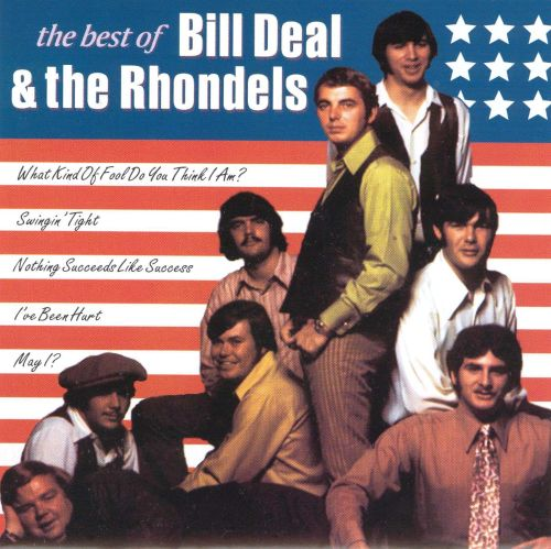 The Best of Bill Deal & the Rhondels [Heritage/Sequel]