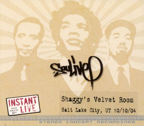 Instant Live: Shaggy's Velvet Room - Salt Lake City, UT, 10/10/04