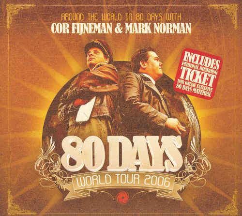Around the World in 80 Days [Bonus Tracks]