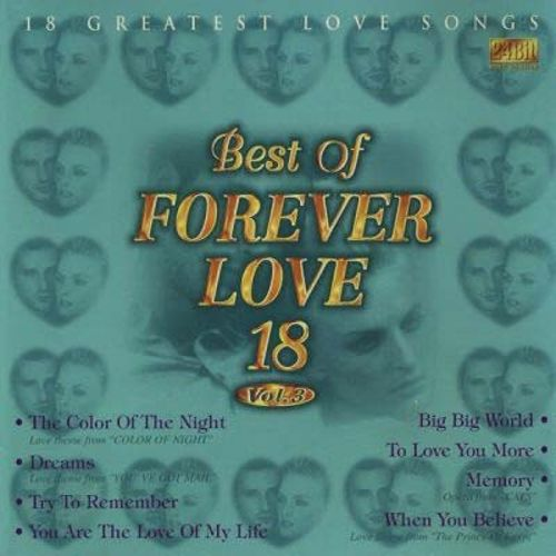 Best of Forever Love 18, Vol. 3