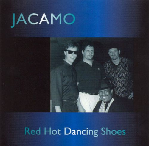 Red Hot Dancing Shoes