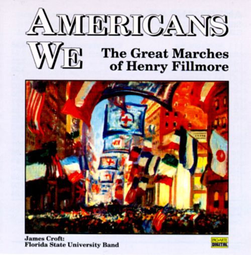 Americans We: Great Marches