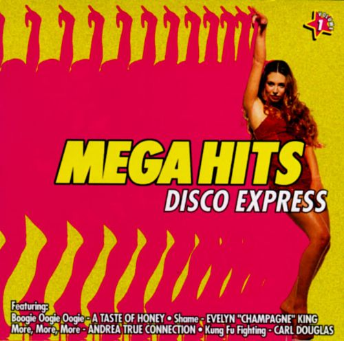 Mega Hits: Disco Express, Vol. 1