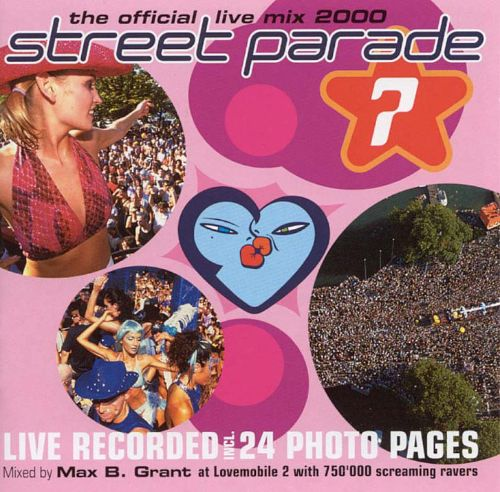 Street Parade: The Official Live Mix 2000