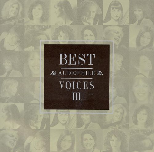Best Audiophile Voices III - Various Artists