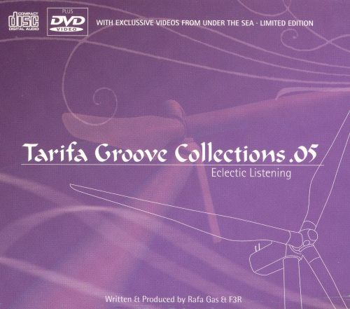 Tarifa Groove Collection . 05 [Bonus DVD]
