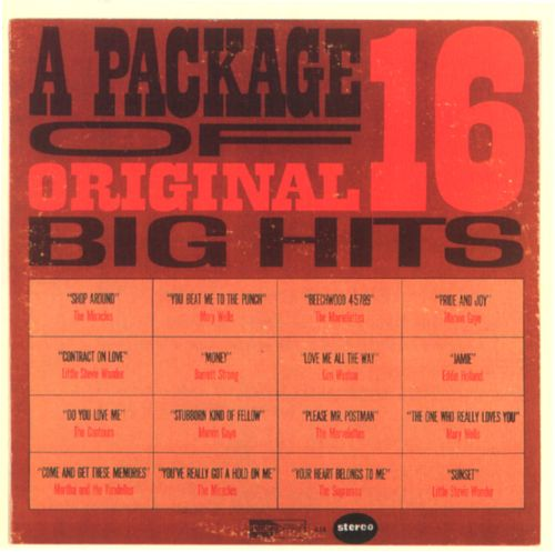A Package of 16 Big Hits